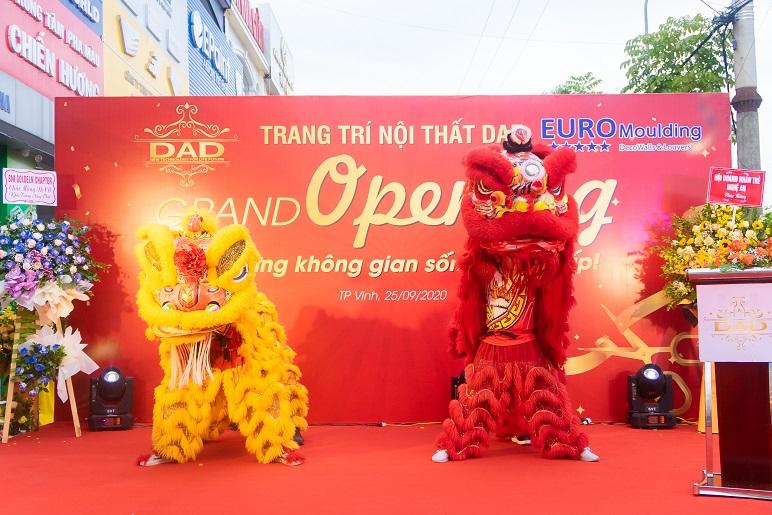 Khai trương đại lí EM tại Nghệ An